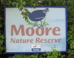 Moore NR sign