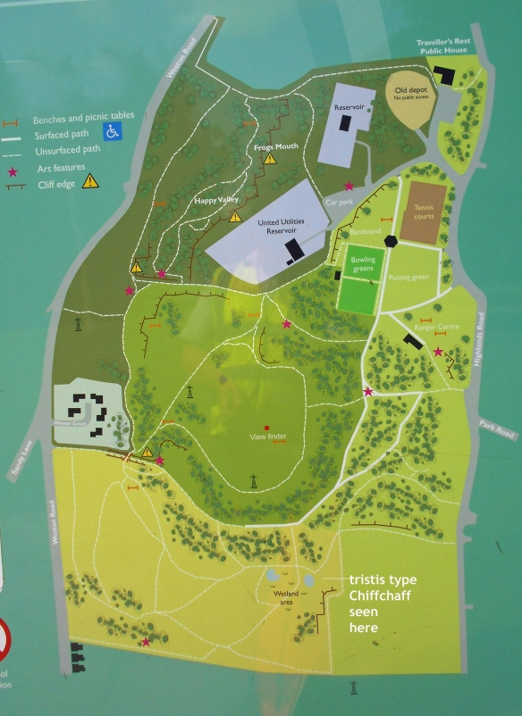 Runcorn Hill Map (3)