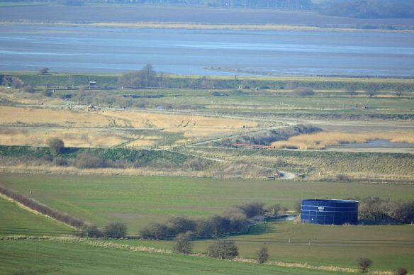 20.03.16. No.4, Frodsham Marsh from Helsby Hill. Bill Morton..