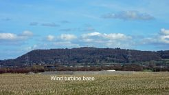 25.03.16. Wind turbine construction, Frodsham Marsh. Bill Morton (7)