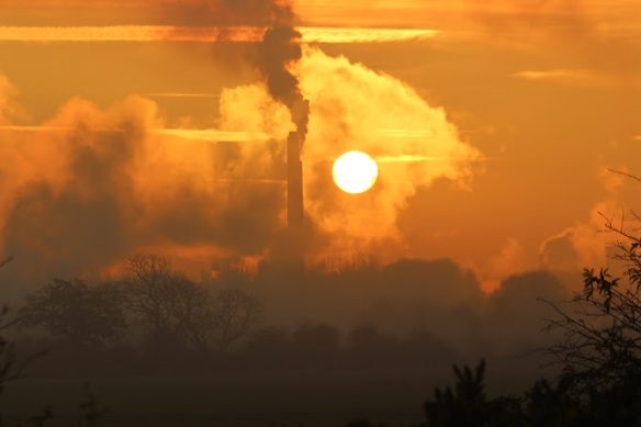 26-11-16-sunset-and-factory-steam-growhow-works-frodsham-marsh-paul-ralston-1